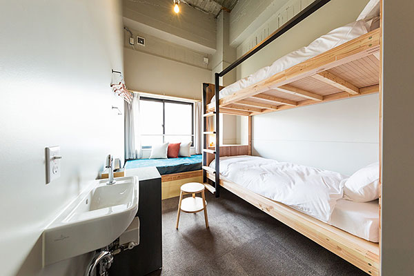 THE SHARE HOTELS HATCHi 金沢